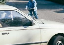Unfall Radafahrer