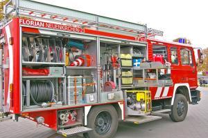 radender Feuerwehrmann