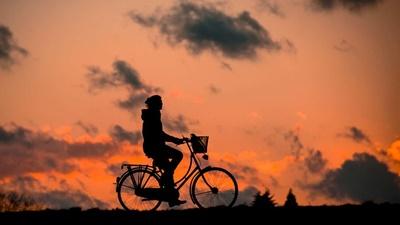 Unfallverursachung durch ohne Beleuchtung fahrenden Radfahrer
