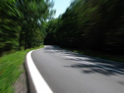 Fahrverbot wegen Geschwindigkeitsüberschreitung: Beschleunigung beim Überholen keine Entschuldigung